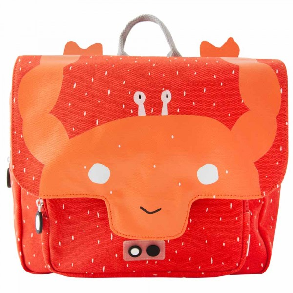 Trixie Kinderrucksack / Kindergartentasche Krabbe Mrs. Crab