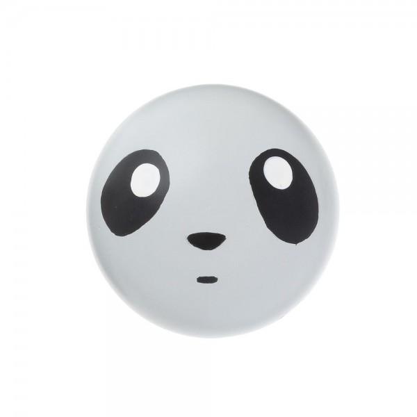 Ferm Living Möbelknopf panda bär