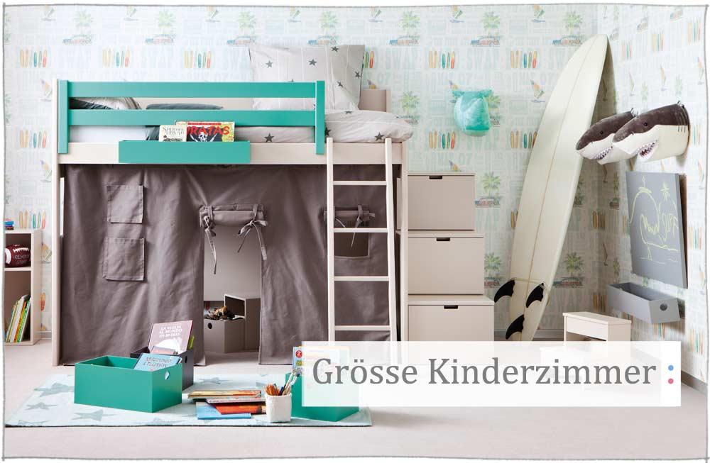Bevorzugt Kinderzimmer Grösse - wie gross sollte ein Kinderzimmer sein AM49