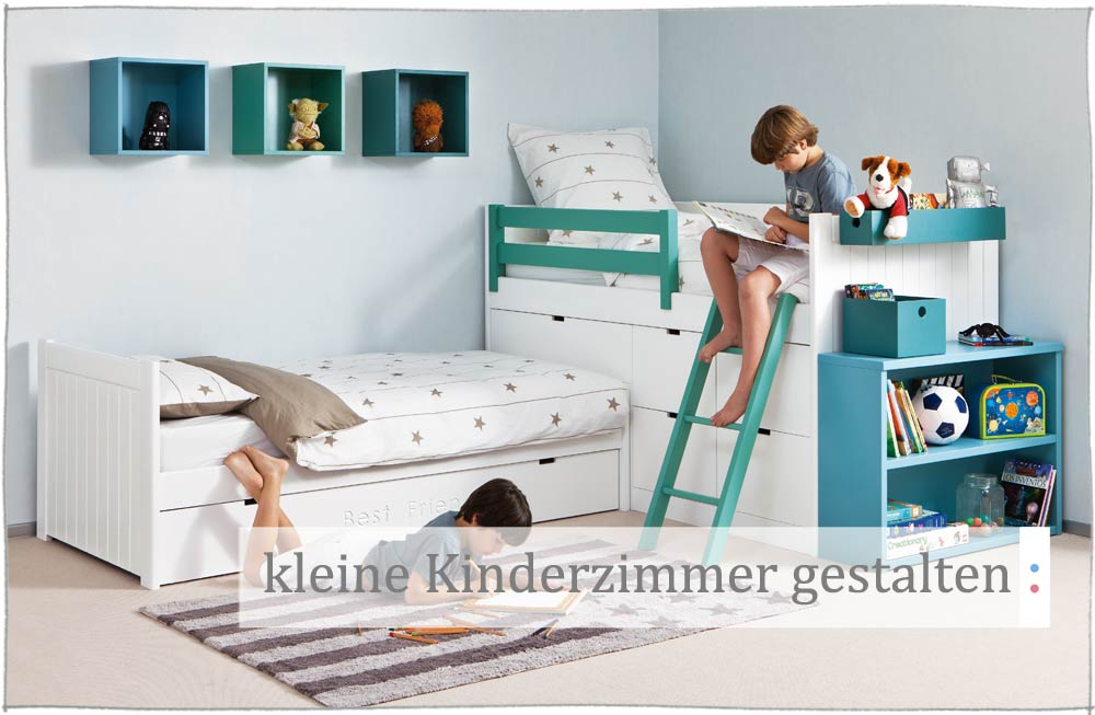 kleine kinderzimmer einrichten und gestalten kinder r ume magazin kinder r ume. Black Bedroom Furniture Sets. Home Design Ideas